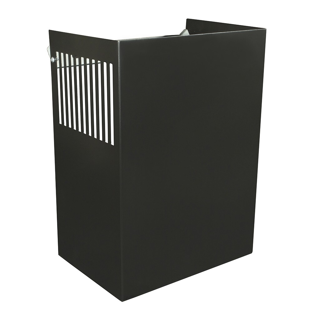 Accessory Perfelli Decorative cover DKM 60/90 (TET) black