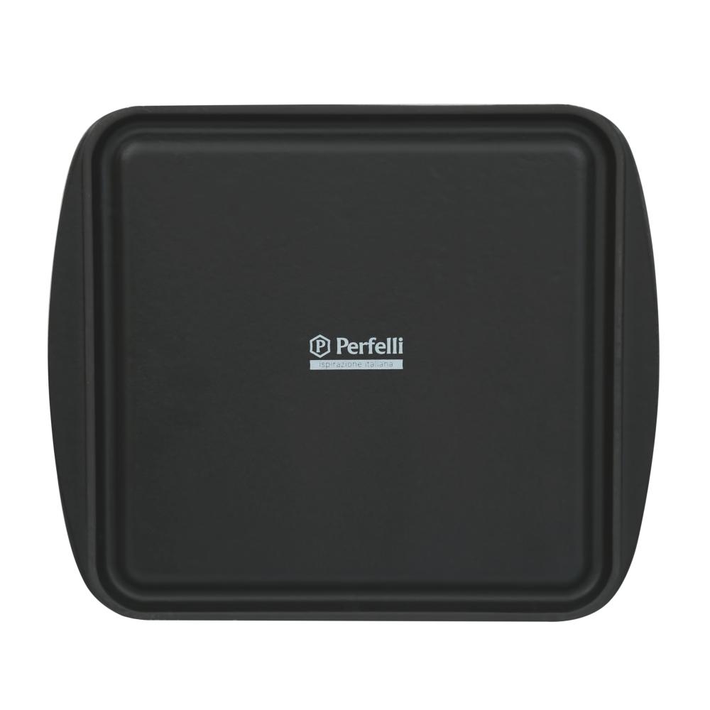 Cast-iron grill pan Perfelli 5681 25h26 cm.