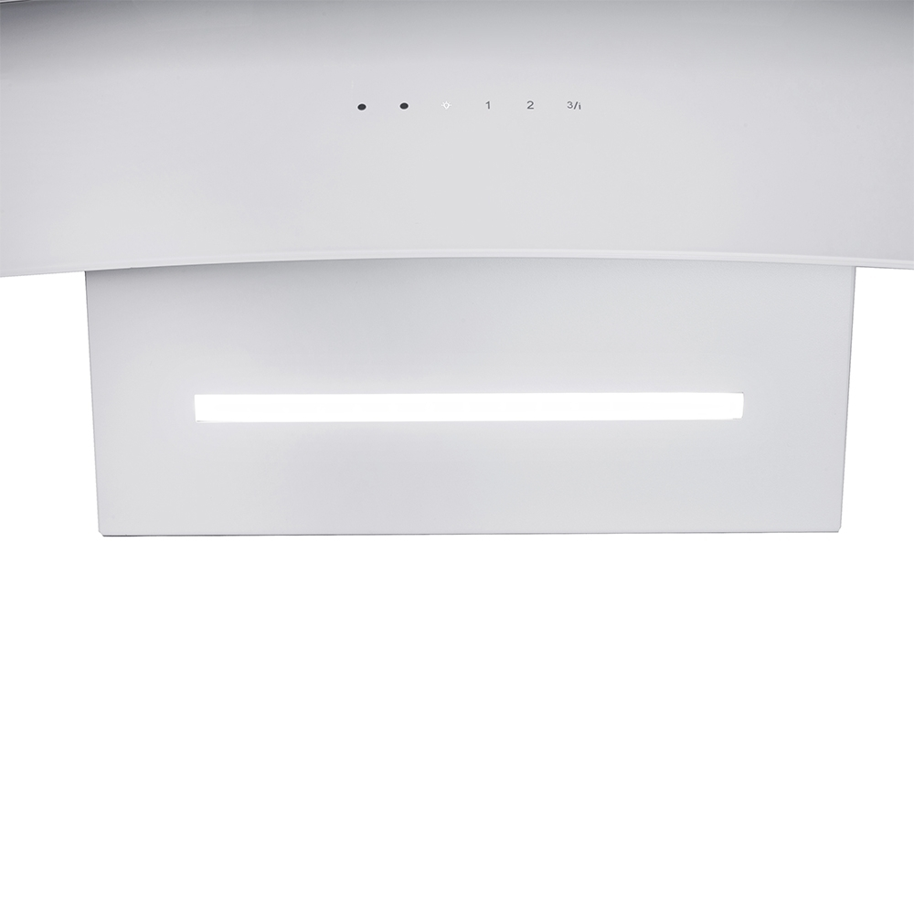 Decorative Incline Hood Perfelli DNS 6763 B 1100 WH LED Strip