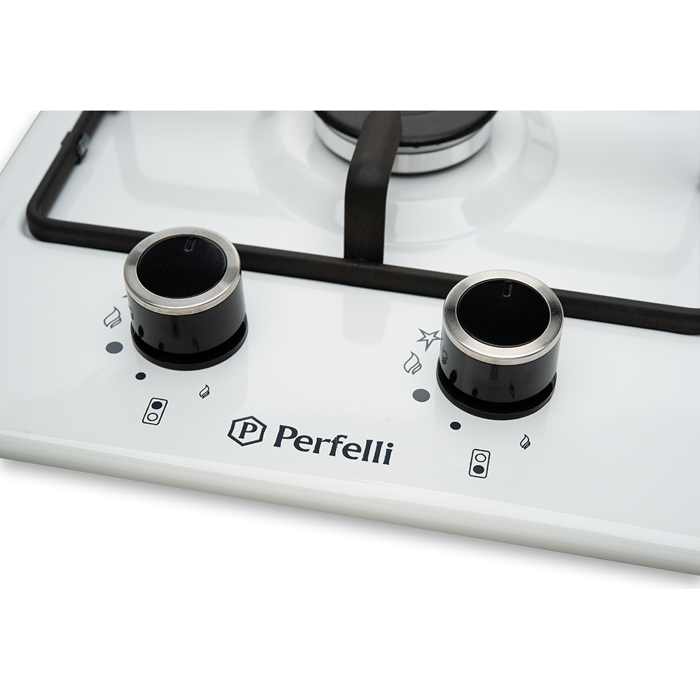 Gas Surface On Metal Perfelli HGM 31013 WH
