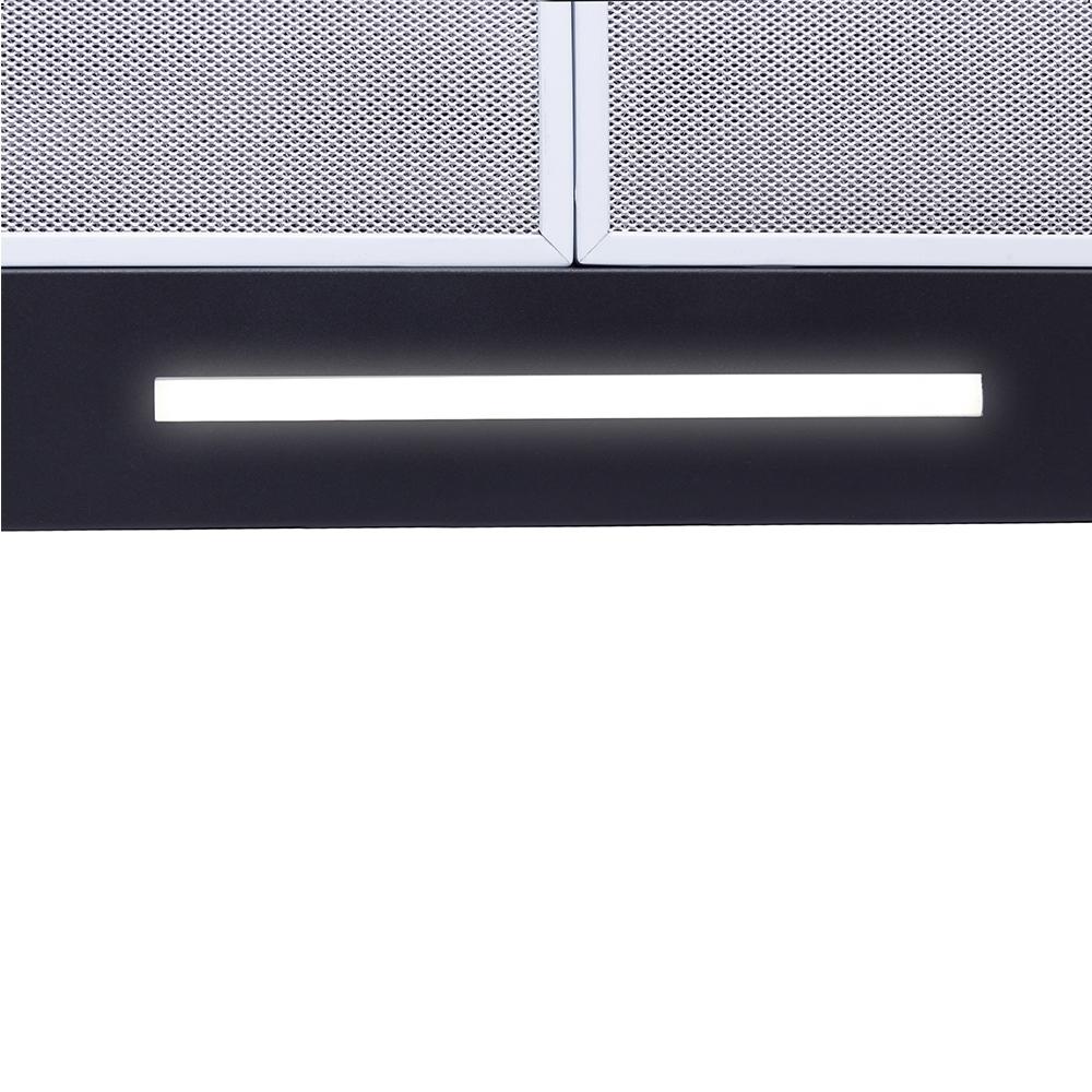 Витяжка декоративна Т-подібна Perfelli TS 6723 B 1100 BL LED Strip