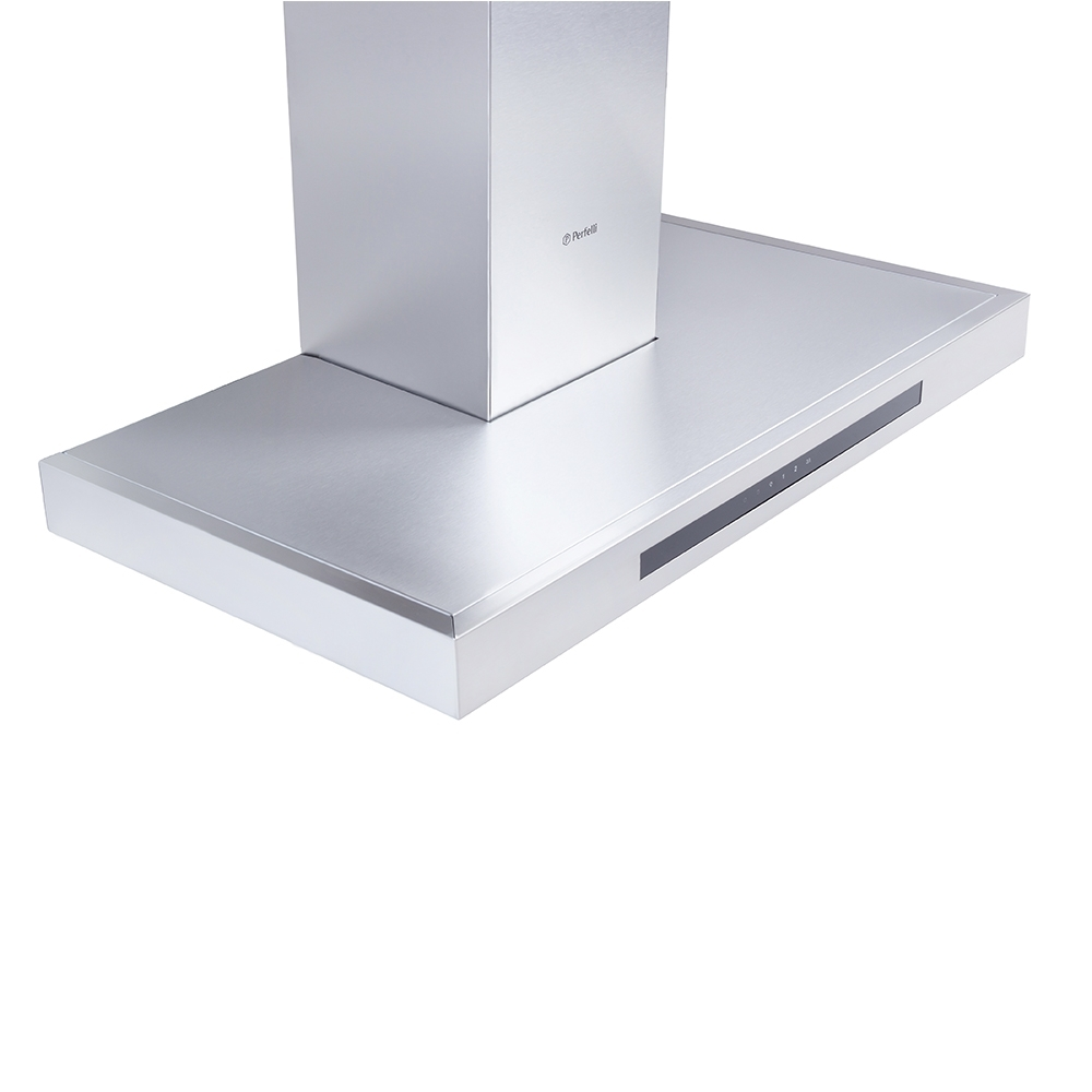 Витяжка декоративна Т-подібна Perfelli TS 9723 B 1100 I/BL LED Strip