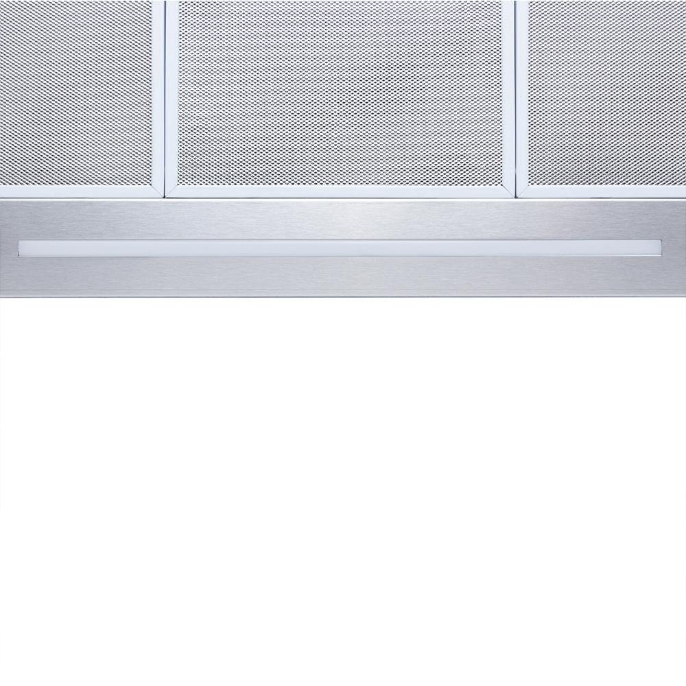 Hood decorative T-shaped Perfelli TS 9723 B 1100 I/BL LED Strip
