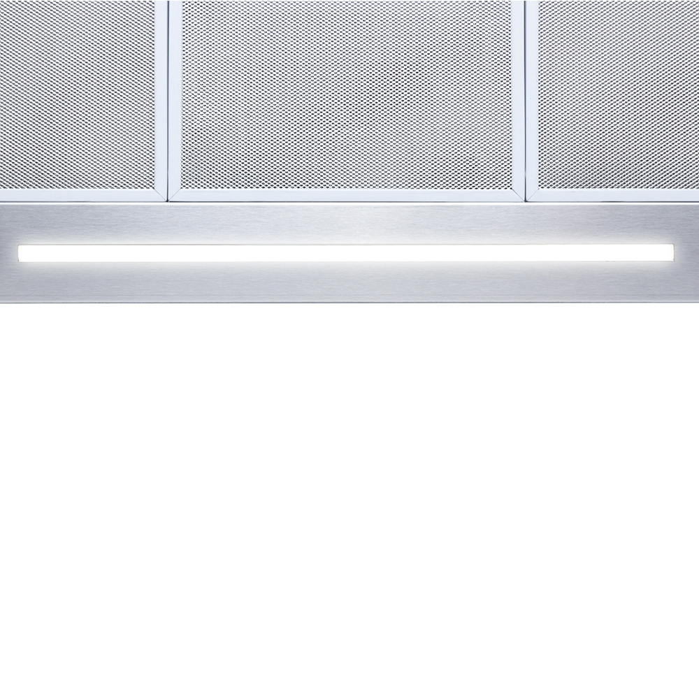Вытяжка декоративная Т-образная Perfelli TS 9723 B 1100 I/BL LED Strip