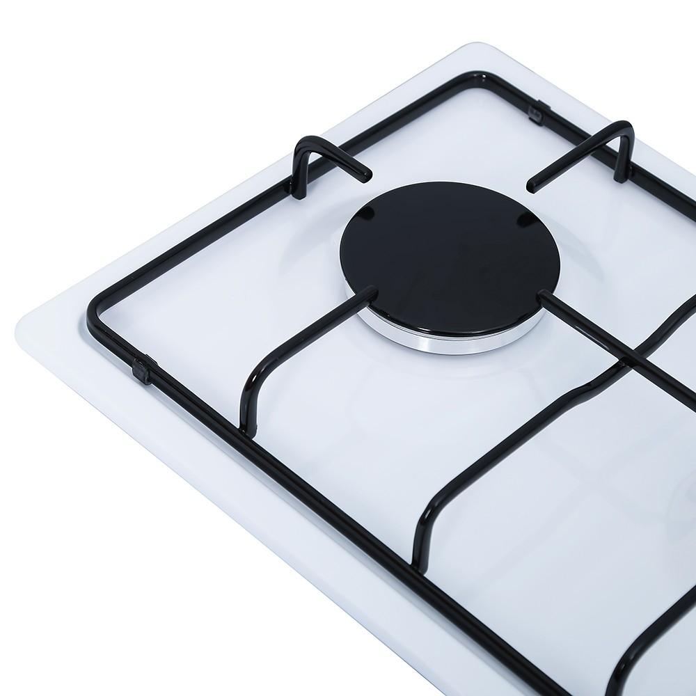 Поверхность газовая Domino на металле Perfelli HGM 314 W