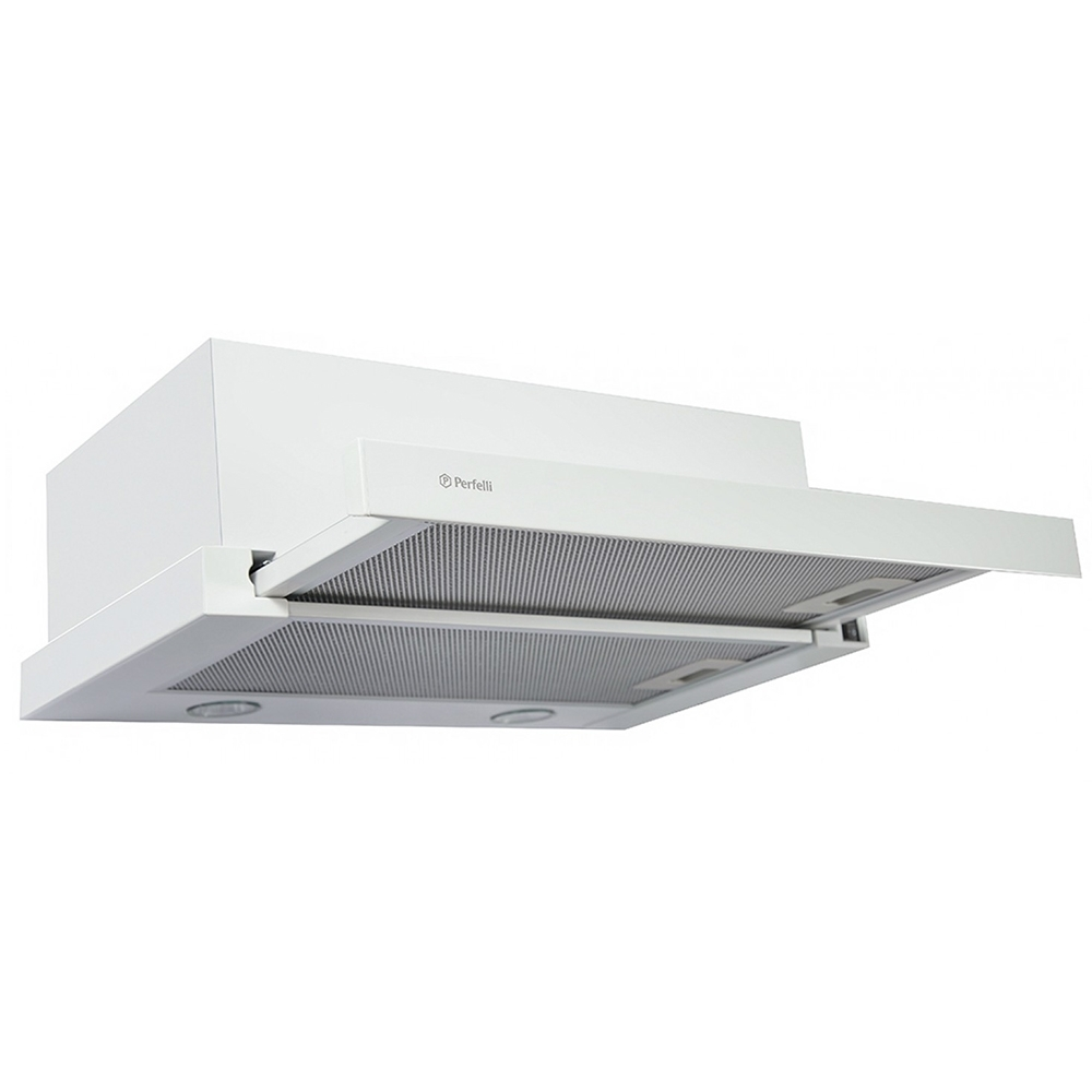 Hood telescopic Perfelli TL 6112 W LED