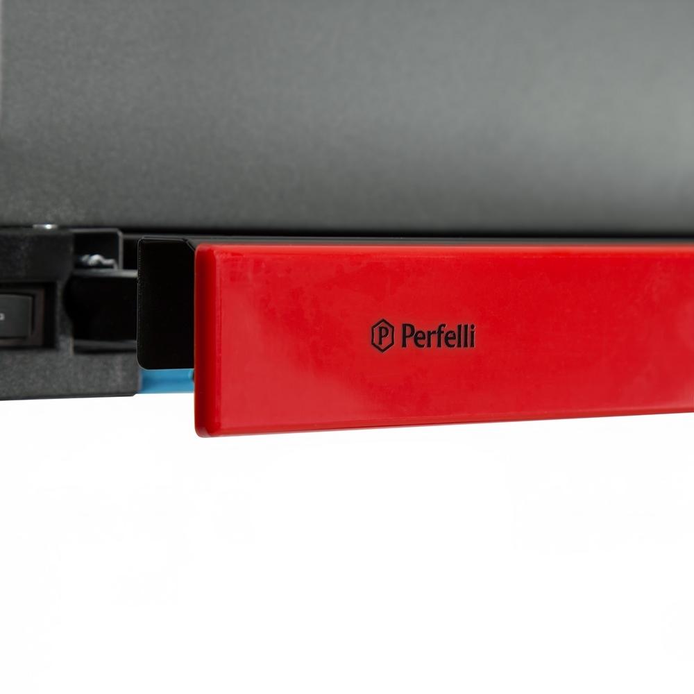 Hood telescopic Perfelli TL 6121 RED