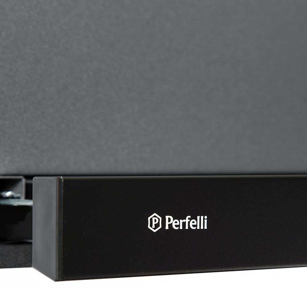 Вытяжка телескопическая Perfelli TL 6612 BL LED