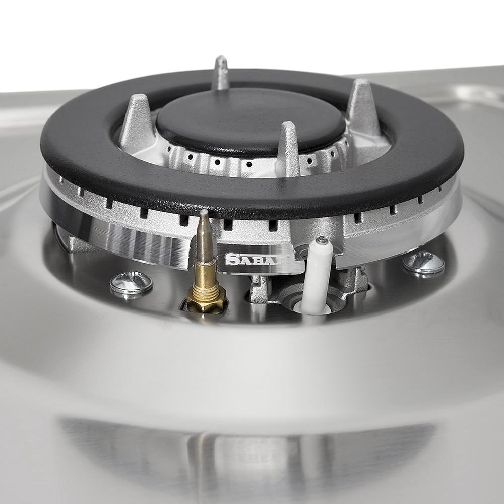 Поверхность газовая на металле Perfelli HGM 612 I