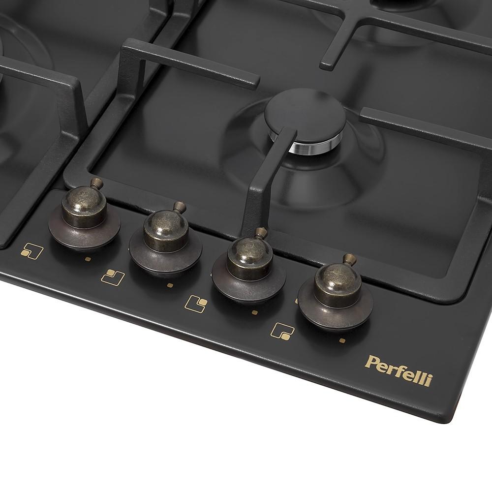 Gas Surface On Metal Perfelli HGM 612 BL RETRO