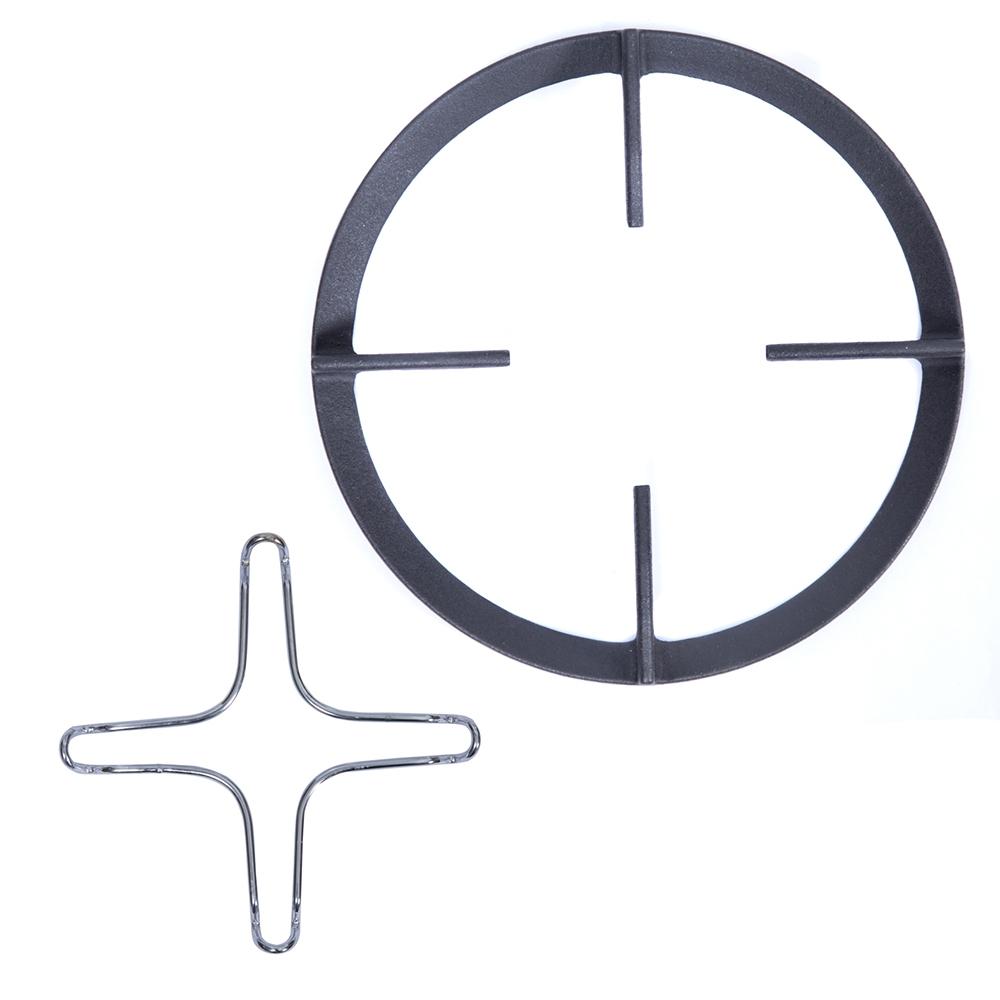 Gas Surface On Metal Perfelli design HGM 7540 INOX SLIM LINE