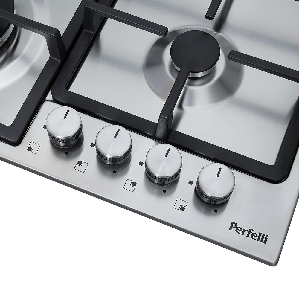 Поверхность газовая на металле Perfelli HGM 613 I