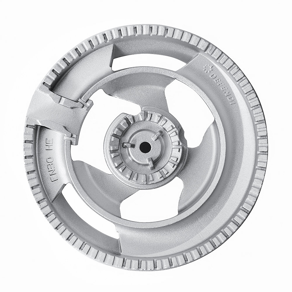Gas Surface On Metal Perfelli design HGM 6441 INOX SLIM LINE