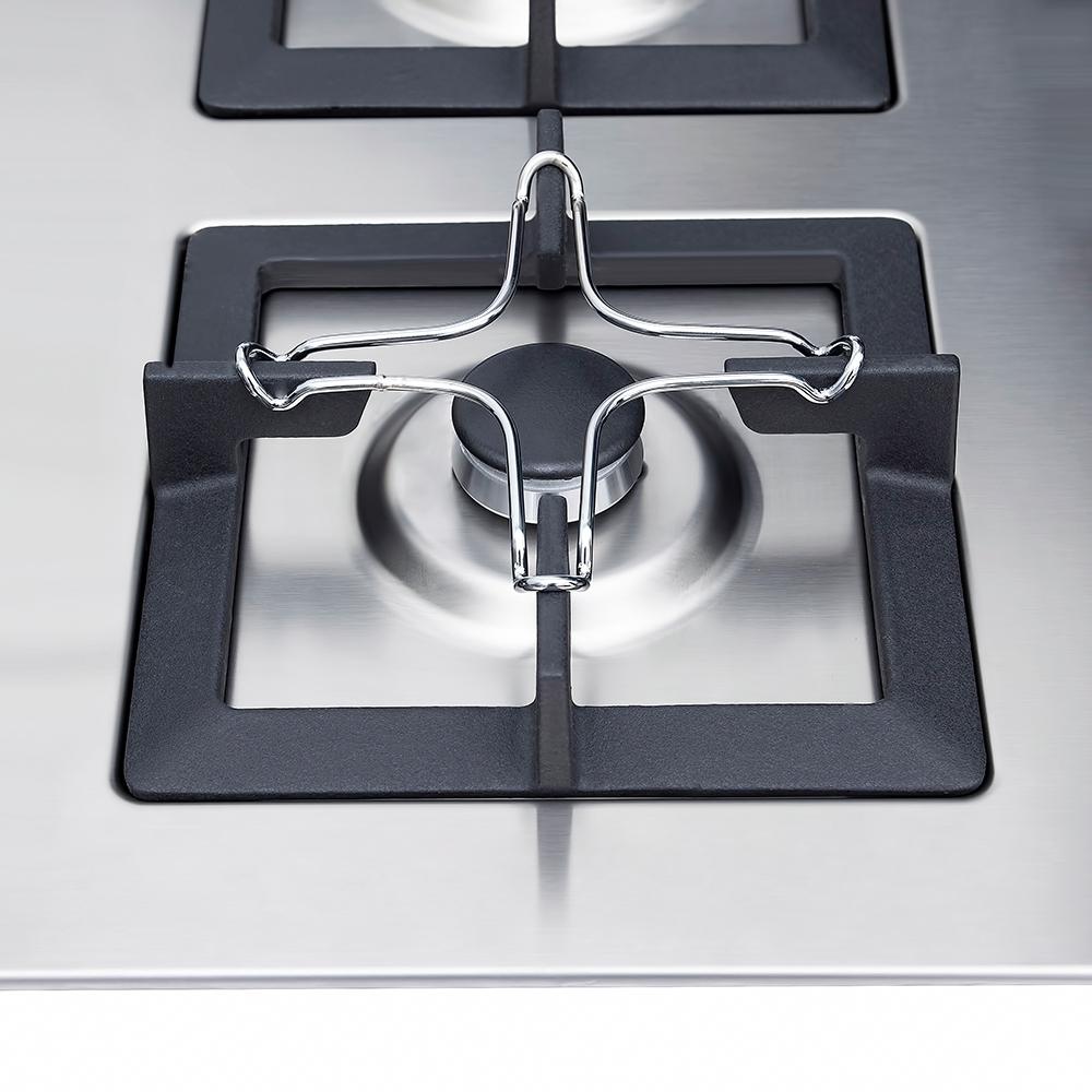 Combined surface Perfelli design HKM 6341 INOX SLIM LINE