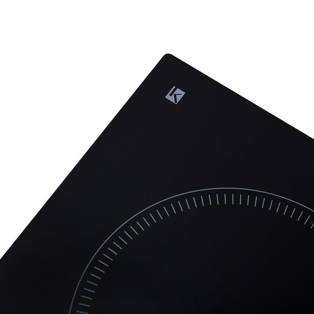 Поверхность стеклокерамическая Domino Perfelli design HVC 3210 BL