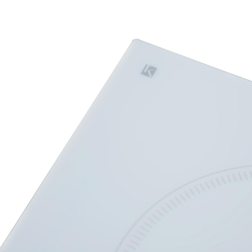 Glass ceramic surface Perfelli design HVC 3110 WH