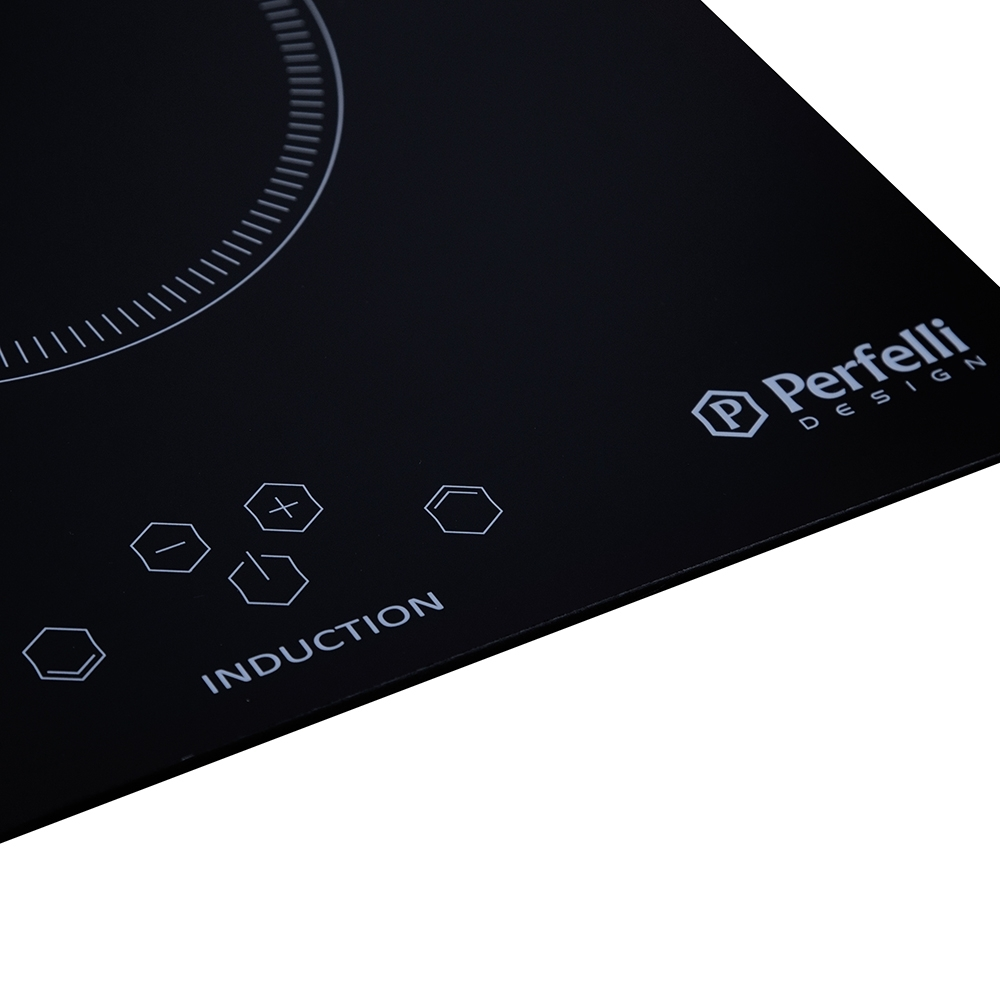 Induction surface Domino Perfelli design HI 3110 BL