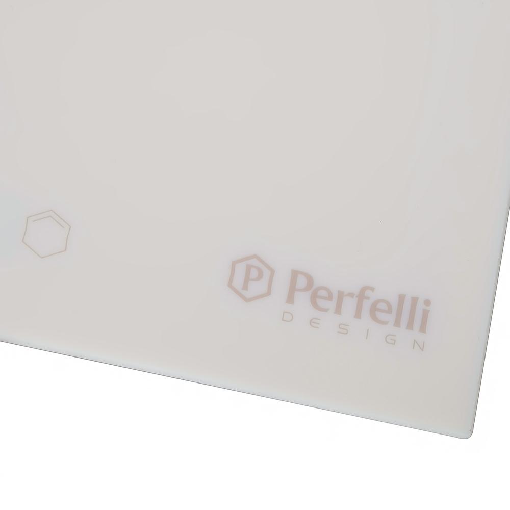 Induction surface Domino Perfelli design HI 3110 WH RETRO