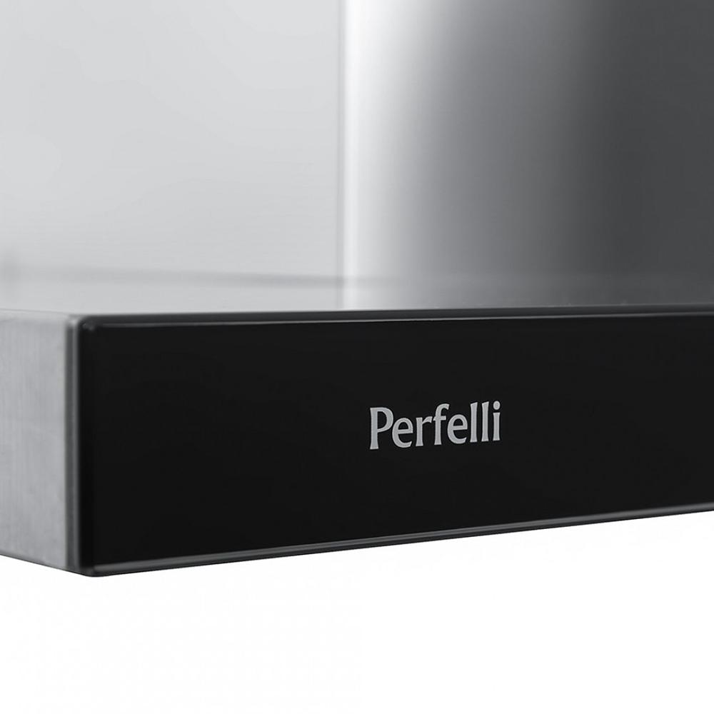 Hood decorative T-shaped Perfelli TS 6851 I/BL