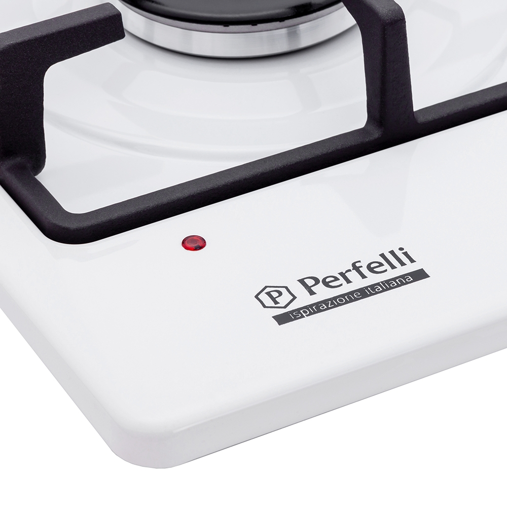 Gas Surface On Metal Perfelli HGM 61490 WH