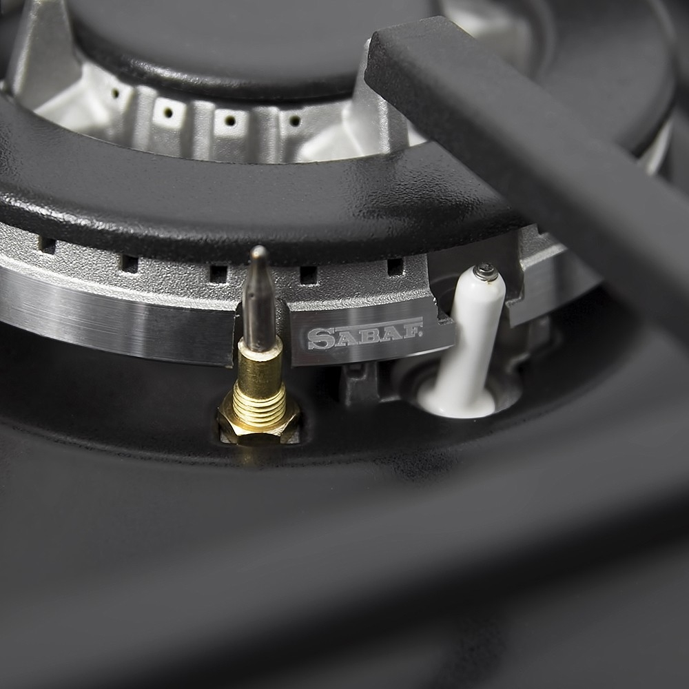 Gas Surface On Metal Perfelli HGM 614 BL RETRO