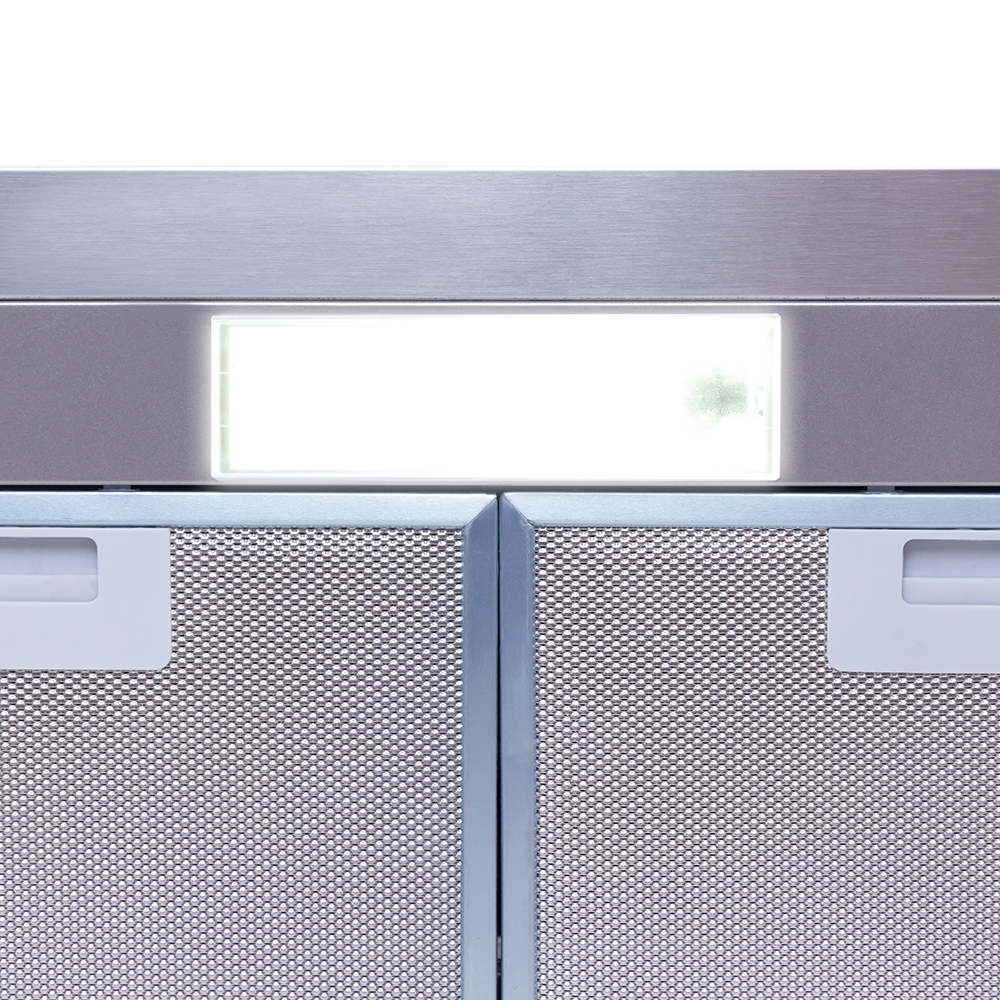Вытяжка купольная Perfelli K 6212 C INOX 650 LED