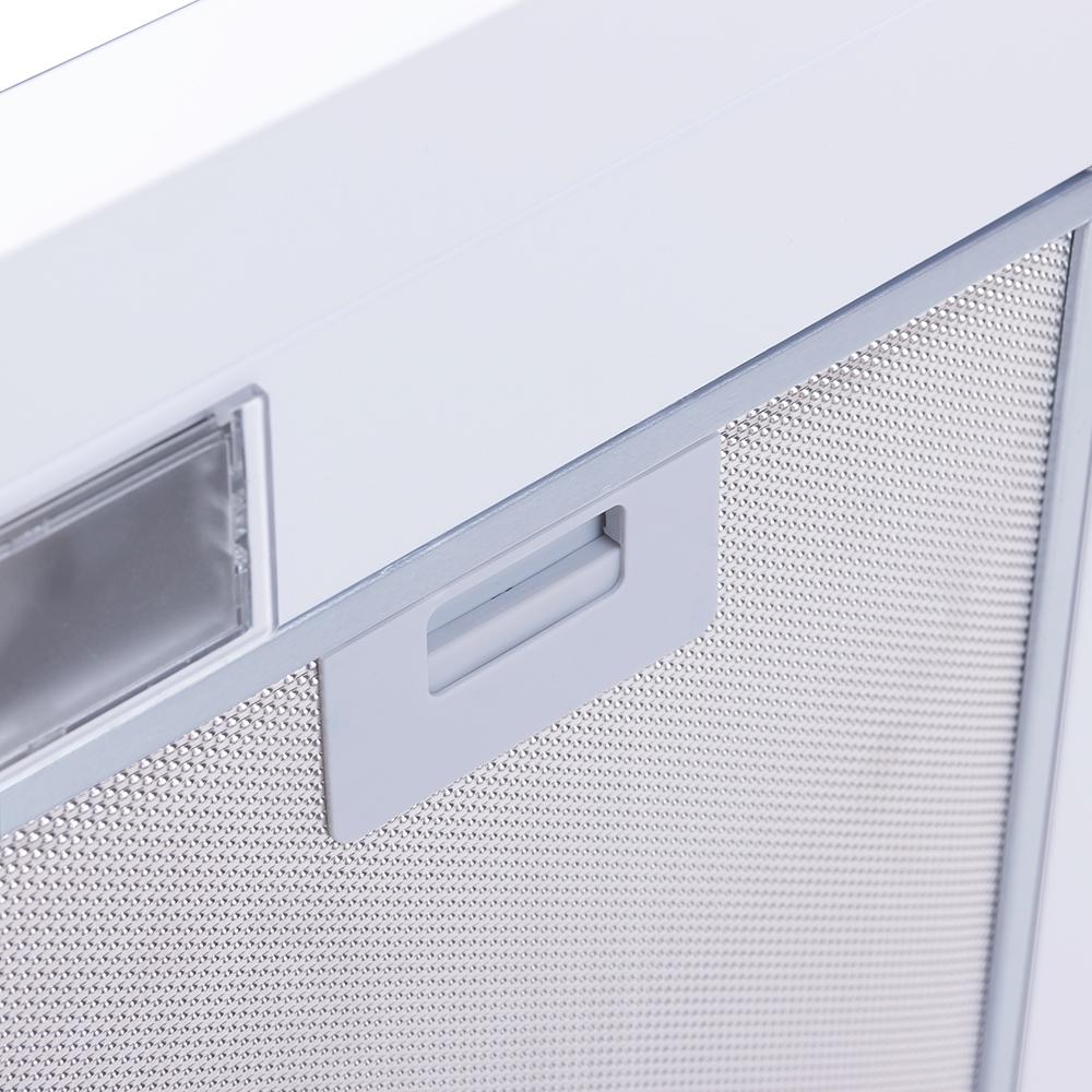 Вытяжка купольная Perfelli K 6212 C WH 650 LED