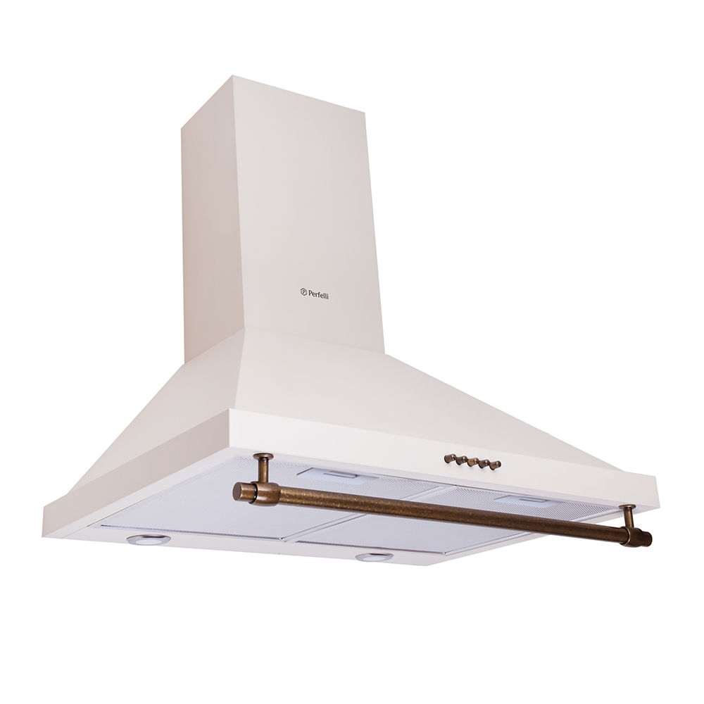 Dome hood Perfelli K 6632 C IV RETRO 1000 LED