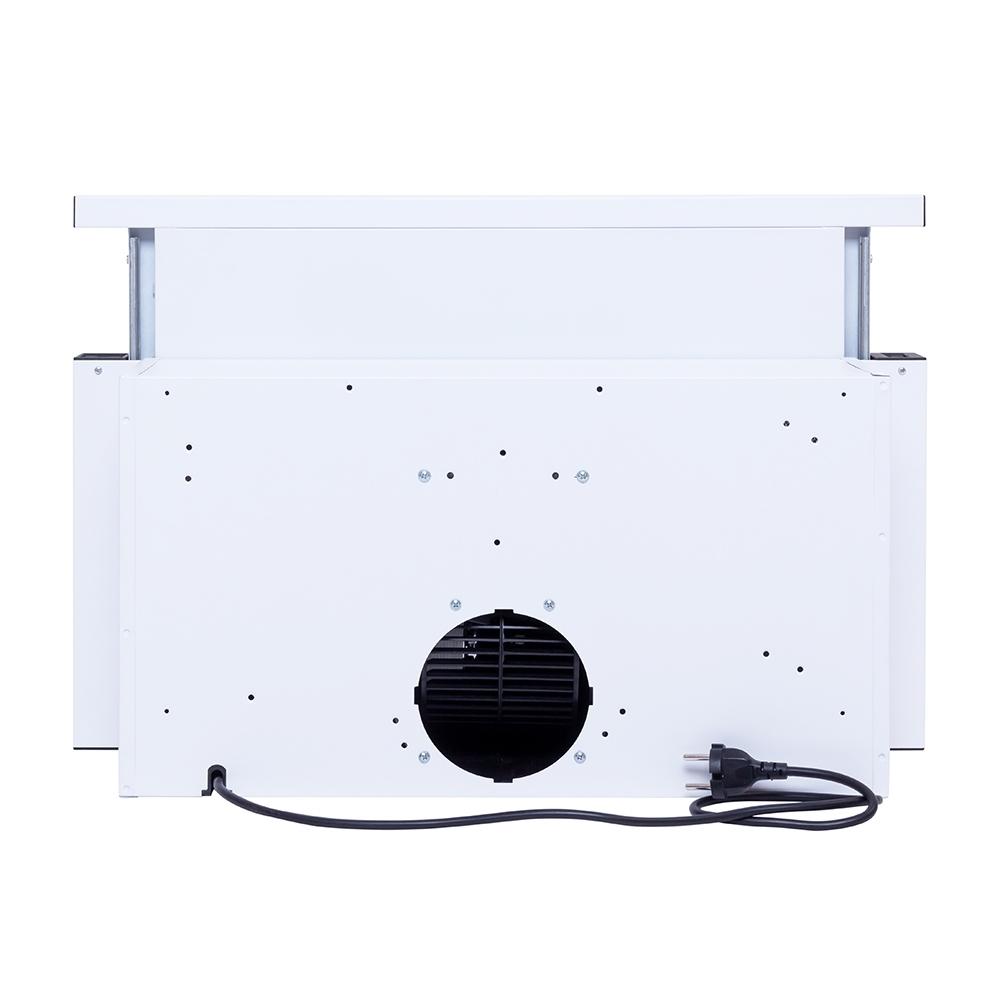 Hood telescopic  Perfelli TL 6212 C WH 650 LED