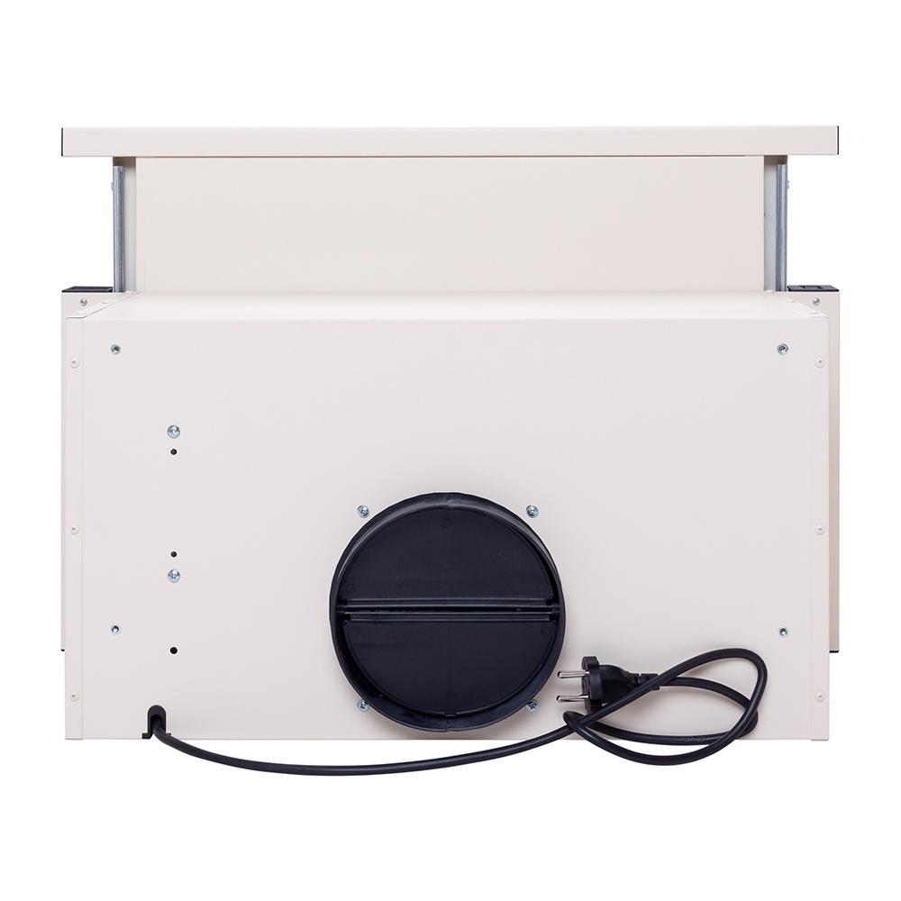 Hood telescopic Perfelli TL 6612 C IV 1000 LED