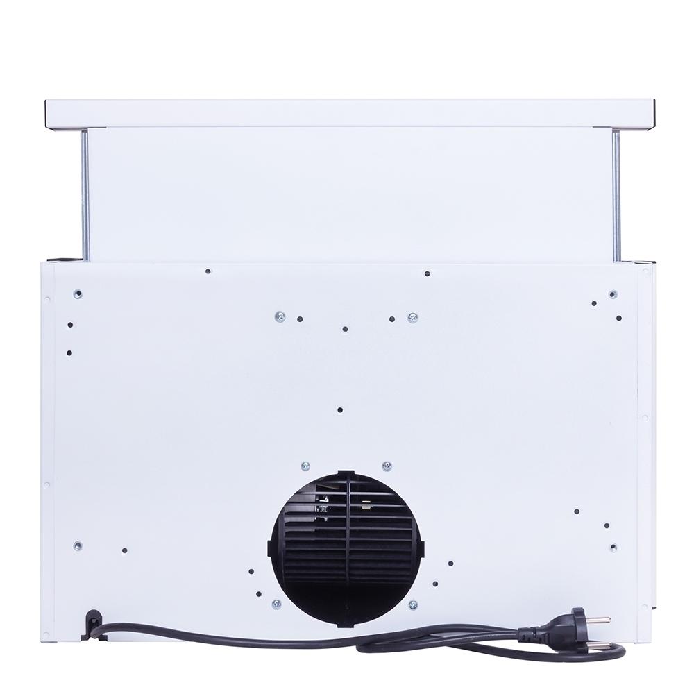Вытяжка телескопическая Perfelli TL 5212 C WH 650 LED