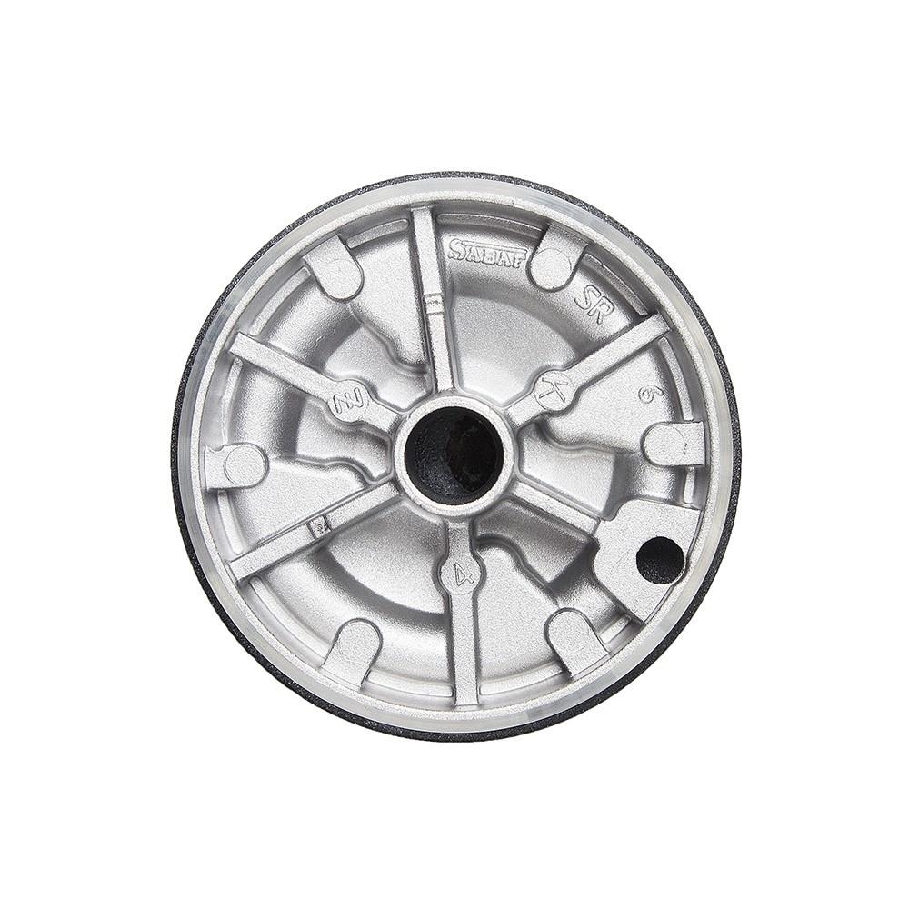 Поверхность газовая на металле Perfelli HGM 616 W