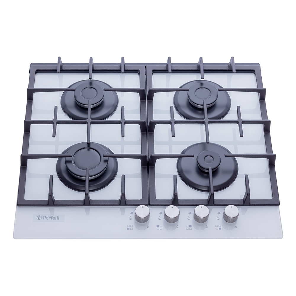 Gas Surface On Glass Perfelli HGG 61429 WH