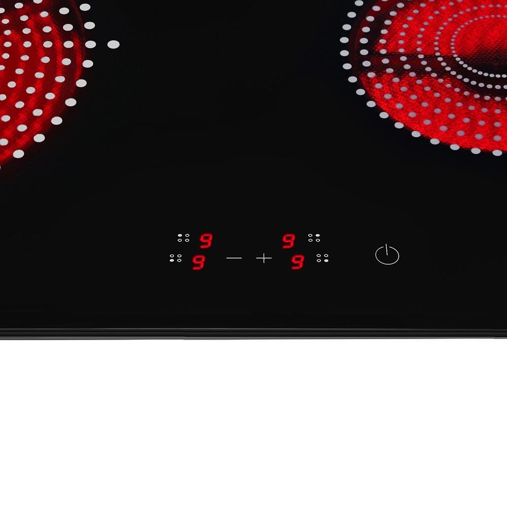 Поверхность стеклокерамическая Perfelli VH 6123 BL