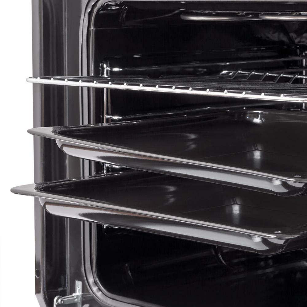 Oven Perfelli BOE 6645 BL ANTIQUE GLASS