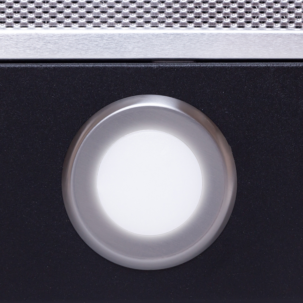 Hood telescopic Perfelli TL 6812 C BL 1200 LED