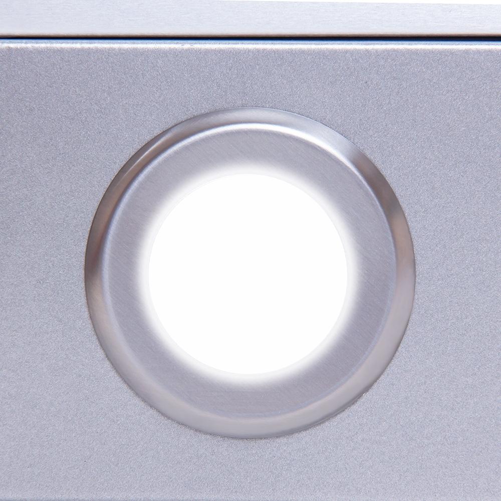 Вытяжка телескопическая Perfelli TL 6812 C S/I 1200 LED