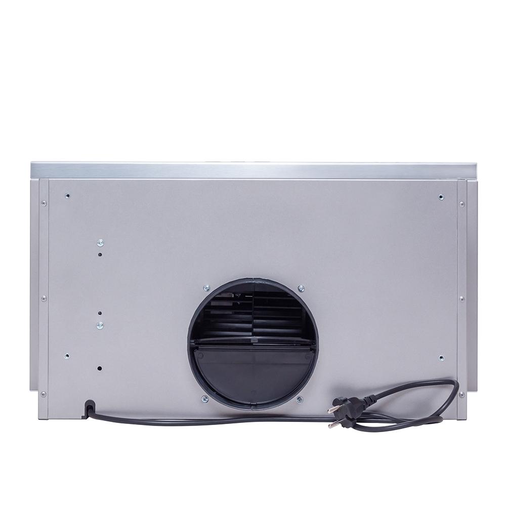 Вытяжка телескопическая Perfelli TL 6602 C S/I 1000 LED