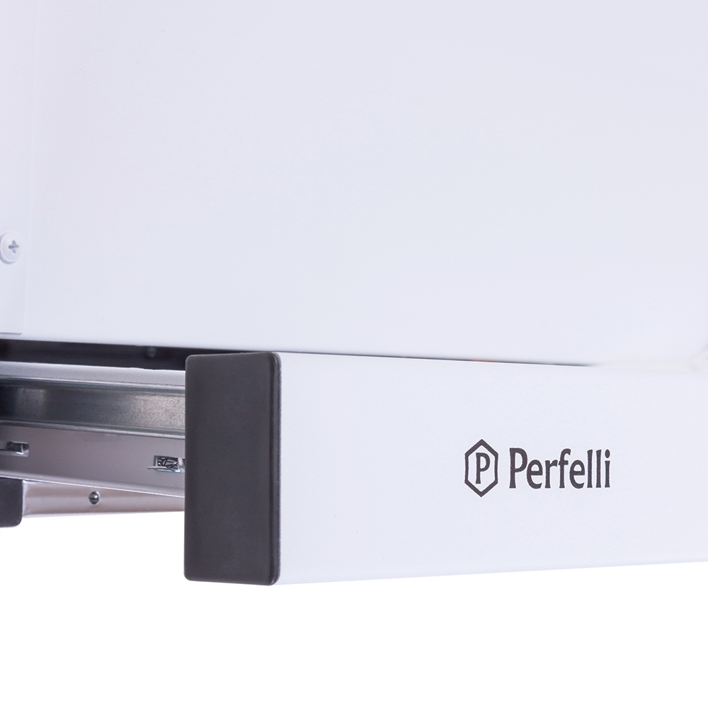 Hood telescopic Perfelli TL 6612 C WH 1000 LED