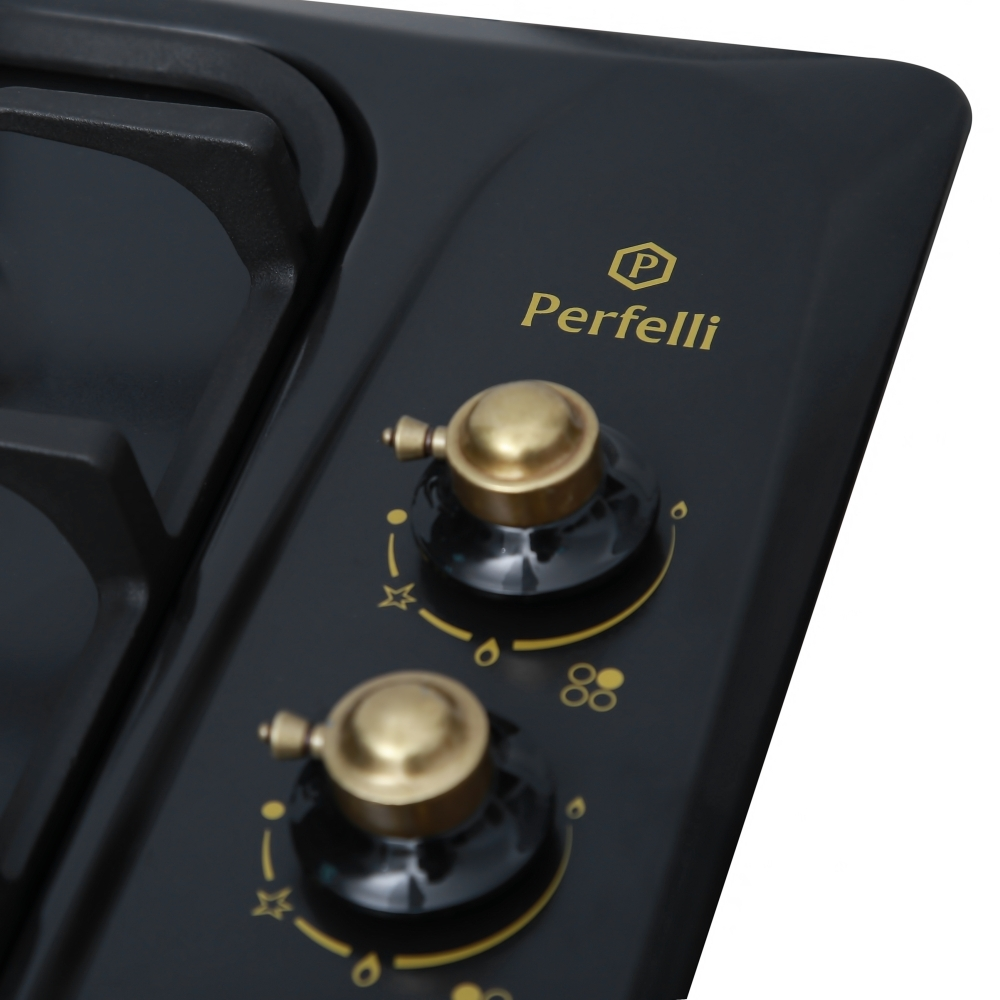 Gas Surface On Metal Perfelli HGM 61924 BL RETRO