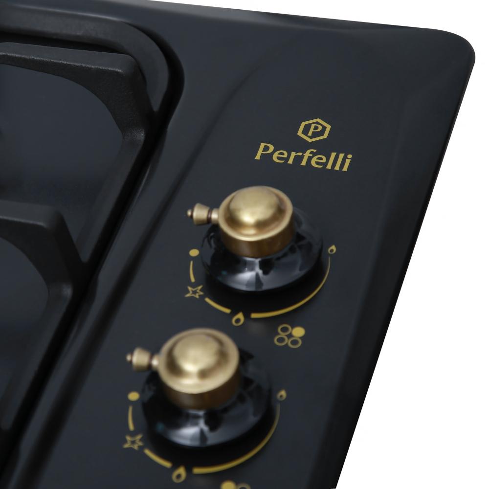 Gas Surface On Metal Perfelli HGM 61924 BL RETRO