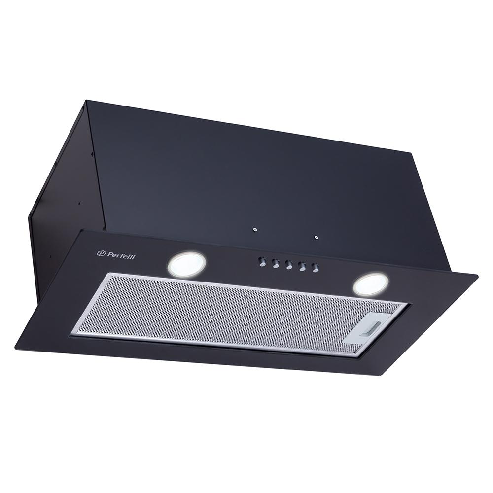 Fully built-in Hood Perfelli BI 6562 A 1000 BL LED GLASS