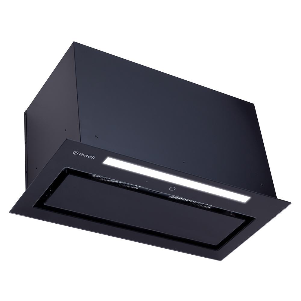 Fully built-in Hood Perfelli BISP 6973 A 1250 BL LED Strip