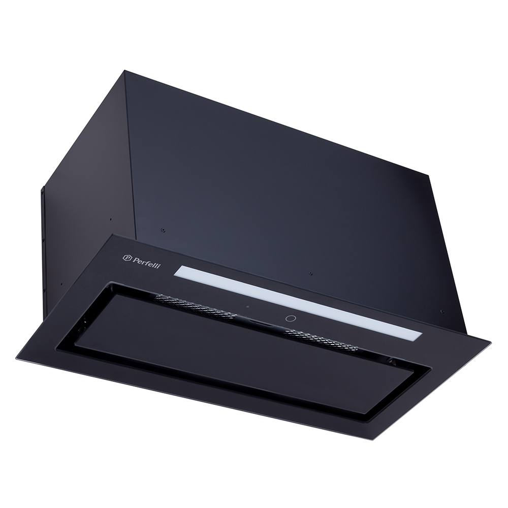 Fully built-in Hood Perfelli BISP 6973 A 1250 BL LED Strip