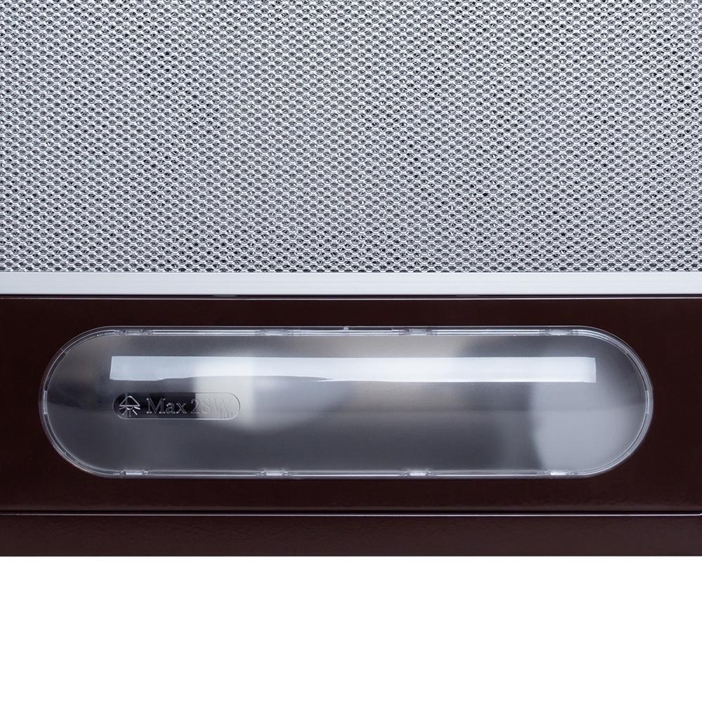 Вытяжка плоская Perfelli PL 5442 BR LED