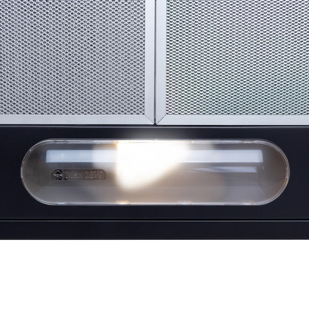 Вытяжка плоская Perfelli PL 6442 BL LED