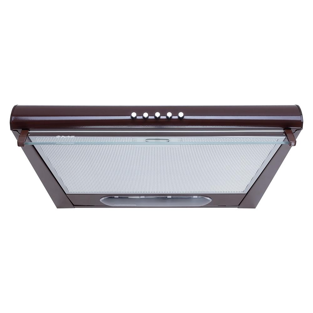 Вытяжка плоская Perfelli PL 5142 BR LED