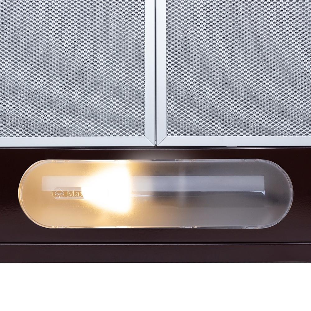 Вытяжка плоская Perfelli PL 6142 BR LED