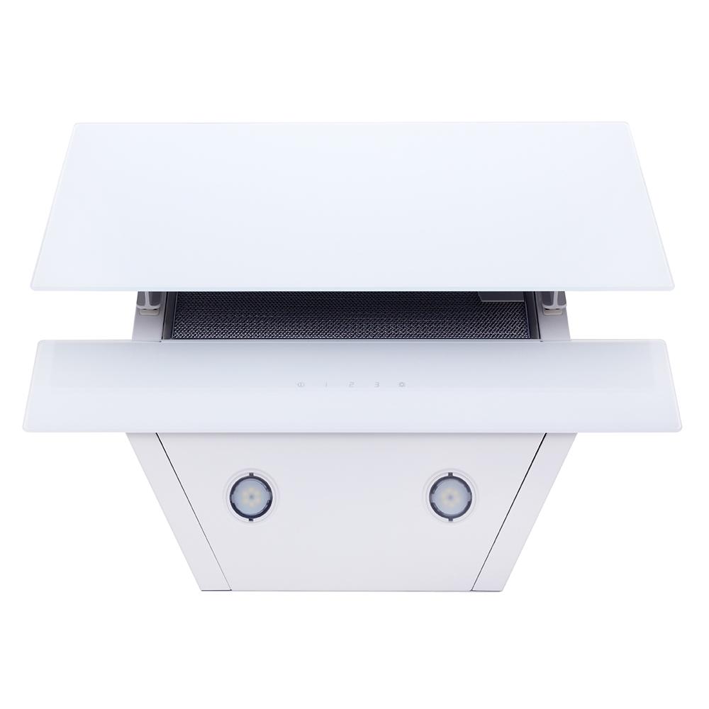 Decorative Incline Hood Perfelli DNS 5252 D 700 WH LED