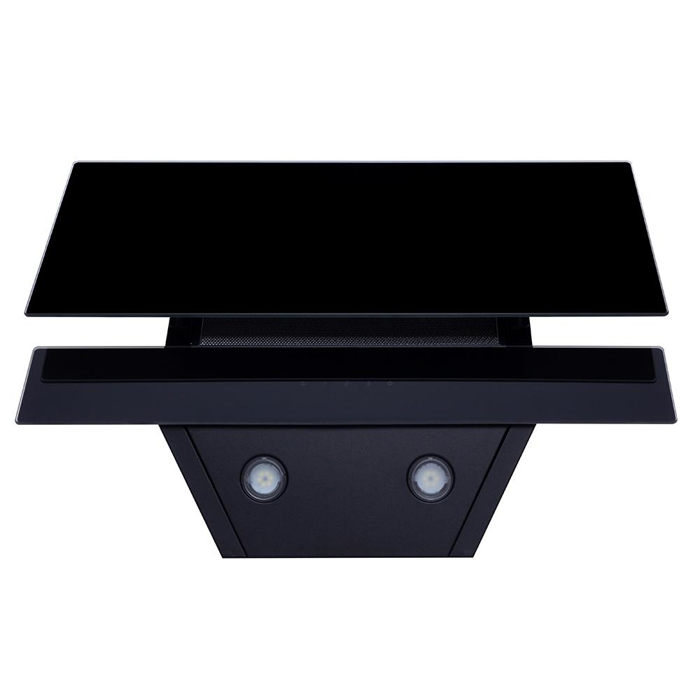 Decorative Incline Hood Perfelli DNS 6252 D 700 BL LED